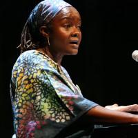 Nyagoy Nyong′o, Direktorin Fairtrade Africa (Fotografin: Eleni Kougionis)