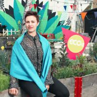 prix eco.ch «Hoffnungsträgerin» Rebecca Clopath (Fotografin Flavia Schaub)