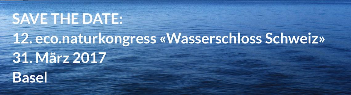 Wasserschloss-Schweiz